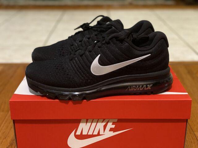 Nike Air Max 2017 ID Black White Camo