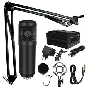 Professional-Microfone-Bm800-Studio-Microphone-Bm-800-Sound-Condenser-Recording