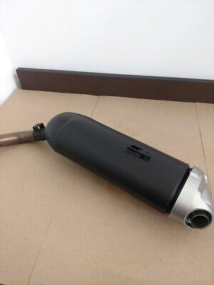 Exhaust silencer muffler DOMINATOR HP1 YAMAHA XT 1200Z Super Tenere 10-16