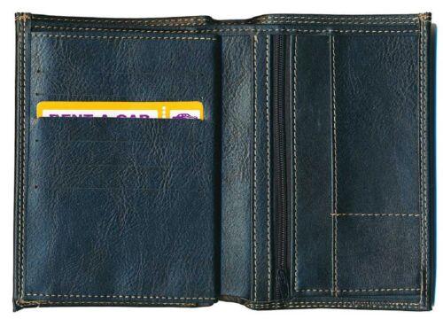 Portefeuille homme porte monnaie porte carte noir Fantaisie Kdo Fete des peres