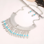 Fashion-Women-Pendant-Crystal-Choker-Chunky-Statement-Chain-Bib-Necklace-Jewelry thumbnail 72