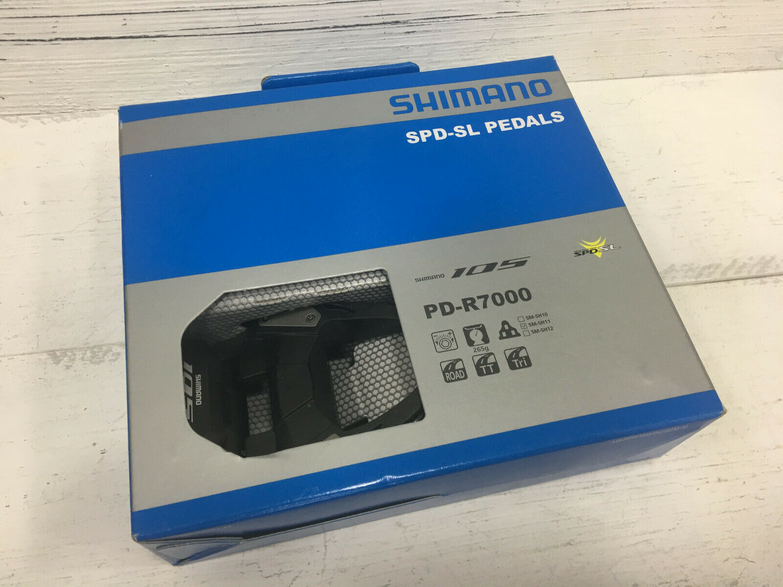 Shimano 105 PD-R7000  SPD-SL Road Bike Pedal  best prices and freshest styles