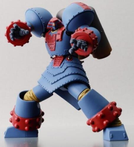 NEW Revoltech Yamaguchi No.18 Giant Robo Figure Japan with Tracking Kaiyodo F//S