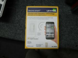 New Leviton Decora Smart Dimmer With Apple Homekit R01 Dh6hd 1rz 78477806814 Ebay
