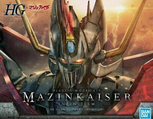 MAZINKAISER-Infinitism-HG-Plastic-model-Kit-da-Montare-Bandai-mazinger-infinity