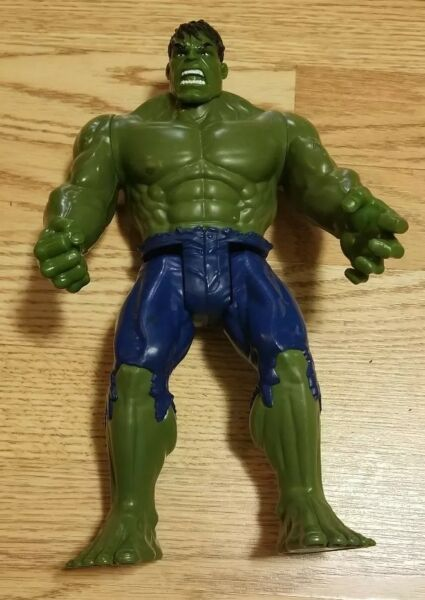 "(11.5"") 1st édition Avengers Comic Hero The Green Hulk Action Figurine Rare!!!"