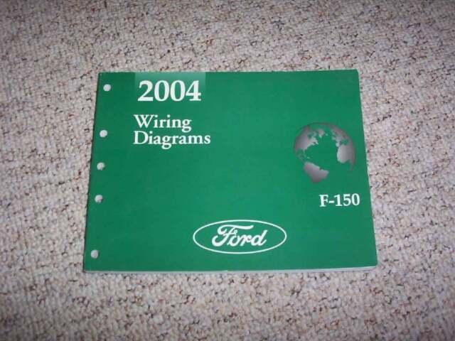 2004 Ford F150 Electrical Wiring Diagram Manual Xl Xlt Stx