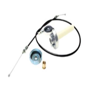Turbo Style For 1982 Honda ATC185S~Motion Pro Twist Throttle Conversion Kit