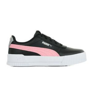 chaussure enfant puma fille noir