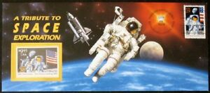 S345-USA-ufficiale-spaziale-ricevuta-9-95-STAMP-cosa-flown-on-the-shuttle-Endeavour