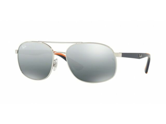 9865cf74d99 Sunglasses Ray-Ban Rb3593 9101 88 58 Silver Grey Mirror Gradient for ...