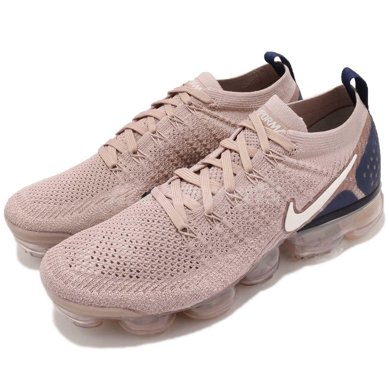 Nike Air Vapormax Flyknit 2 2.0 Max Difused Taupe Mens Running shoes 942842-201