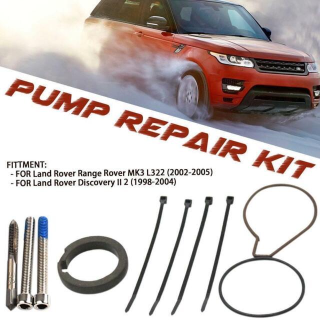 Range Rover L322 Discovery 2 WABCO Air Suspension Compressor Piston Ring  Repair