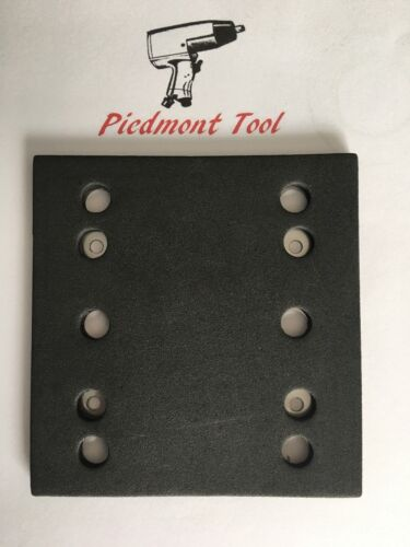 SPD19 Sanding Pad for Milwaukee 6020 Sander 1//4 Sheet Replaces Part# 14-67-0275