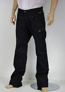Détails sur jeans noir homme huilé G STAR modele GS parker taille W 28 L 32 ( T 36 )