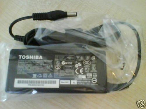 GENUINE TOSHIBA SATELLITE L40-139 POWER SUPPLY CHARGER 19V 3.42A