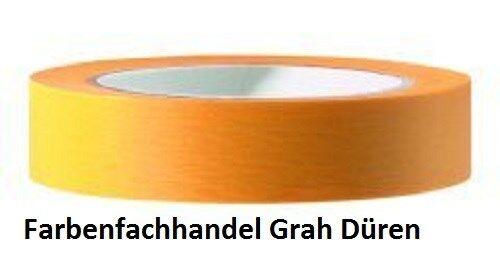 18 Rollen Goldband Plus, Fine Line Goldband, 25 mm x 50 mm, Premium Qualität