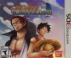 One Piece: Romance Dawn (Nintendo 3DS, 2014)
