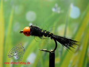 Nymphe-034-Firehead-Hares-Ear-Black-034-3er-Set
