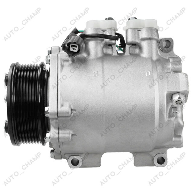 New A/C Compressor & Clutch Fits: 2004