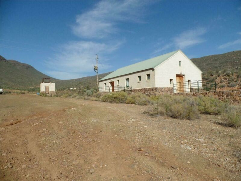 Small Holding For Sale in Cederberg