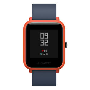 Xiaomi-Amazfit-BIP-rot-EU-DE-Version-Smart-Watch-Fitnesstracker