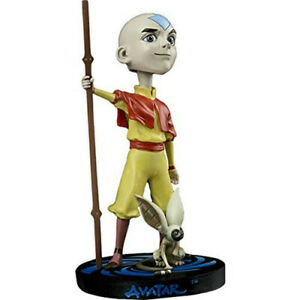 Avatar-the-Last-Airbender-Legend-Aang-and-Momo-Stylized-High-Quality-Bobble-Head