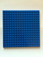 Lego Plate 16x16 16 X 16 Blue Base Plate 5x5 Part 4610305 Roof Floor