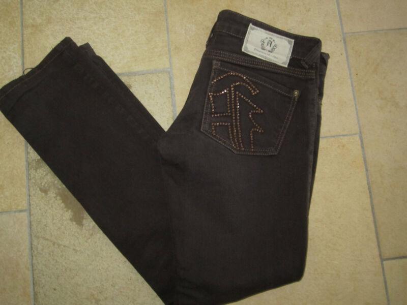 Anastacia By S. Oliver Hose Jeans W 26 L 32 Braun Produkte Werden Ohne EinschräNkungen Verkauft