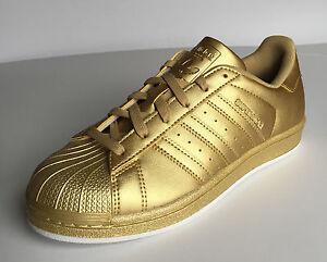 adidas superstar gold mujer
