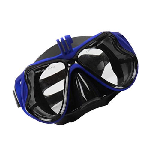 Underwater Scuba Diving Mask Snorkel Goggles Swimming Anti-fog Diving Masks
