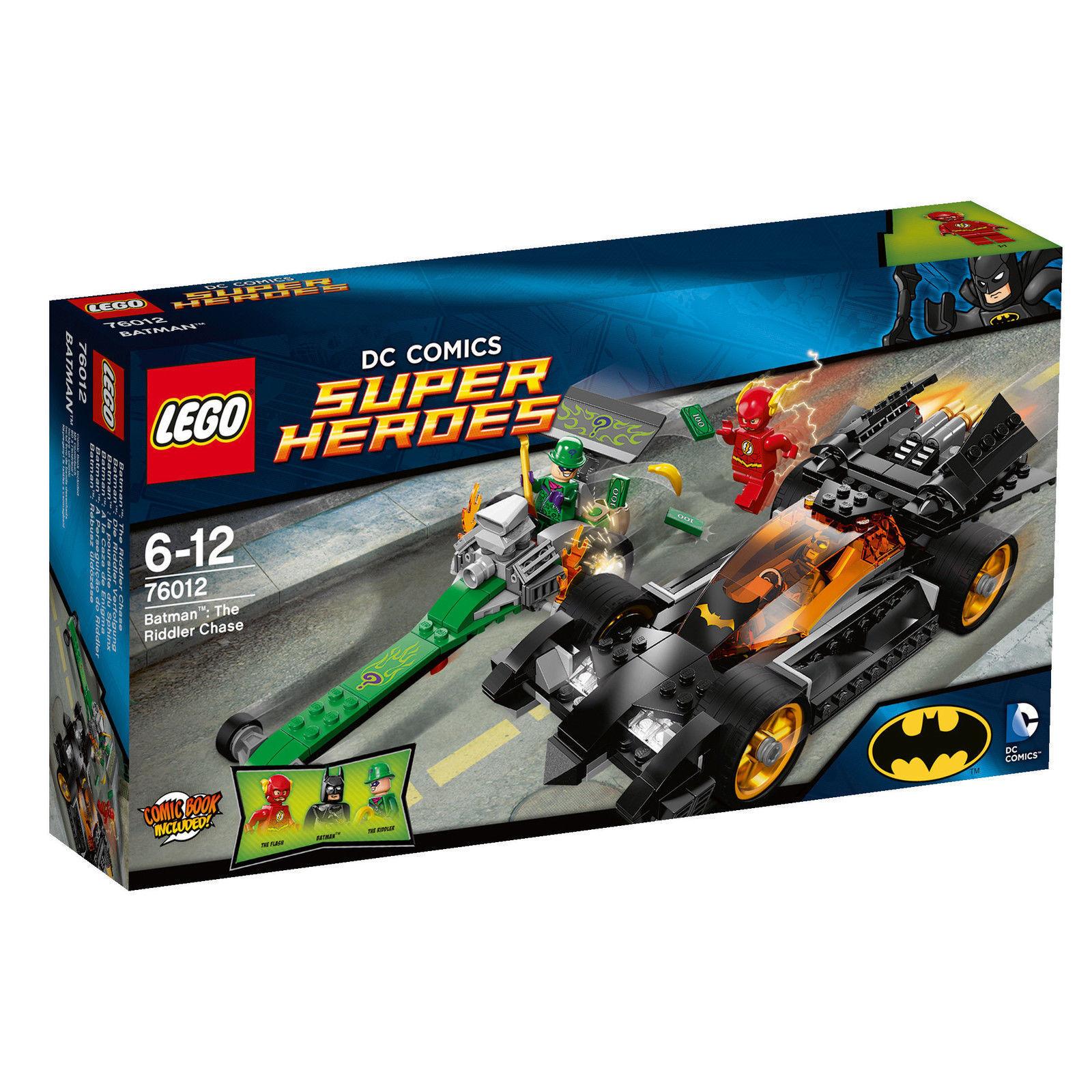 LEGO ® 76012  Batuomo the reautobus Chase NUOVO OVP  nuovo ORIGINALE  buona qualità