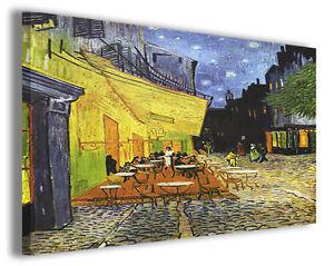 Quadro Vincent Van Gogh vol XX Quadri famosi Stampe su tela ...