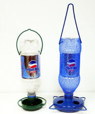 Gadjit Soda Bottle Bird Feeding Starter Kit, Includes 1 Feeder, 1 Waterer 10057