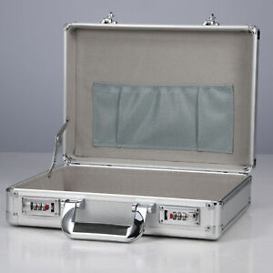 Business Aluminum Men's Briefcases Small Flight Case Hard Cases Home Toolboxes