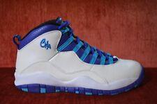 d5c806a708864b item 3 WORN ONCE Nike Air Jordan Retro 10 X Charlotte Hornets 310805 107 Sz  9.5 -WORN ONCE Nike Air Jordan Retro 10 X Charlotte Hornets 310805 107 Sz  9.5