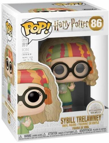 86 Harry Potter: Sybill Trelawney NEW!! Funko POP