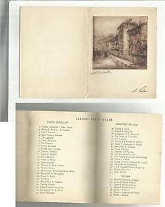 Luigi-Curti-Grabado-Firmado-Flyer-Exposicion-Personal-de-1948