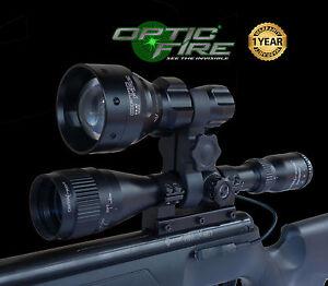 Opticfire ® TX-67 T67 mini led chasse torche portée mont lampe lamping kit-afficher le titre d`origine mRAK4yit-07143552-925213713