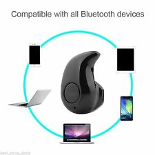 S530 Universal Mini Wireless Bluetooth 4.0 Headset Headphone Earphone BLACK