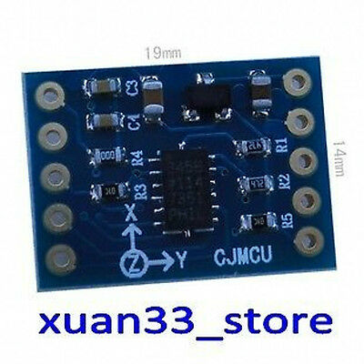 Accelerometer 3-AXIS ADXL345 Sensor Arduino Robotics IIC/SPI transmission