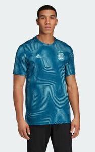 adidas Parley  Men Argentina Home Pre-Match Jersey 2019 DP2838