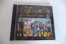 THE LAFAYETTE AFRO ROCK BAND CD AFON RACUBAH RED MATCH BOX OZAN KOUKLE...