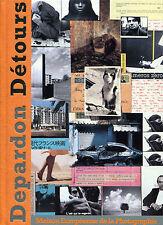 Raymond DEPARDON. Détours. Paris Audiovisuel / MEP, 2000. E.O.