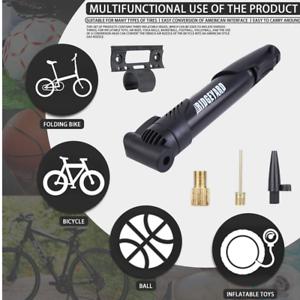 Mini Fahrradpumpe Tragbare Luftpumpe Fahrrad Handpumpe für Mountainbike Rennrad