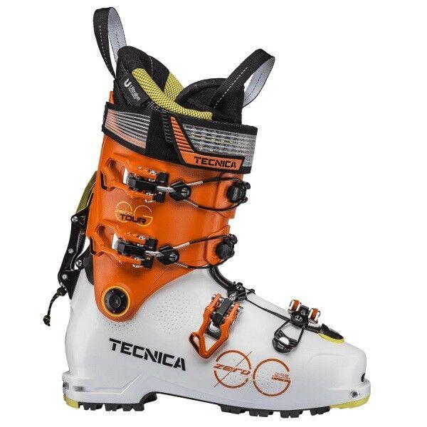 Boots Ski Mountaineering Touring Freeride TECNICA ZERO G TOUR 2018 2019