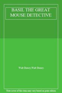 BASIL-THE-GREAT-MOUSE-DETECTIVE-Walt-Disney