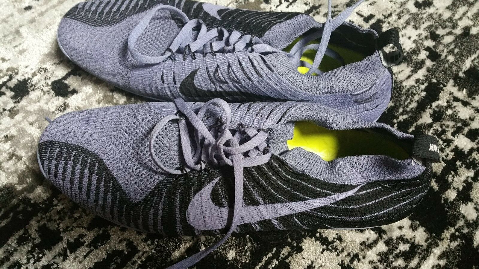 Nike  FREE HYPERFEEL RUN  MAUVE BLACK SPIRAL Price reduction best-selling model of the brand