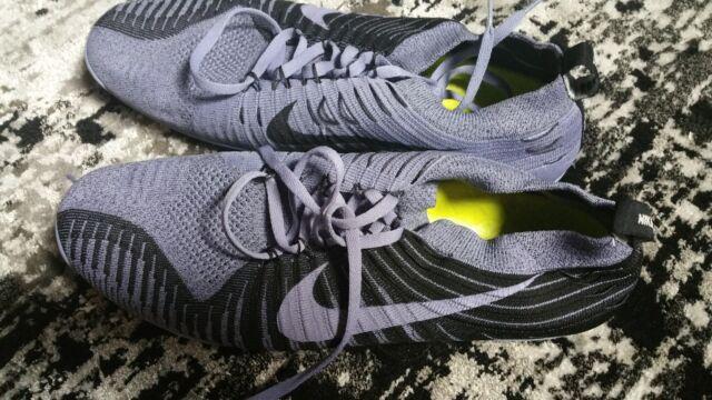 best sneakers ba559 dee48 Nike FREE HYPERFEEL RUN MAUVE BLACK SPIRAL SZ 13