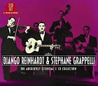 The Absolutely Essential 3 CD Collection by Django Reinhardt & Stephane Grappelli (CD, Oct-2016, 3 Discs, Big 3)